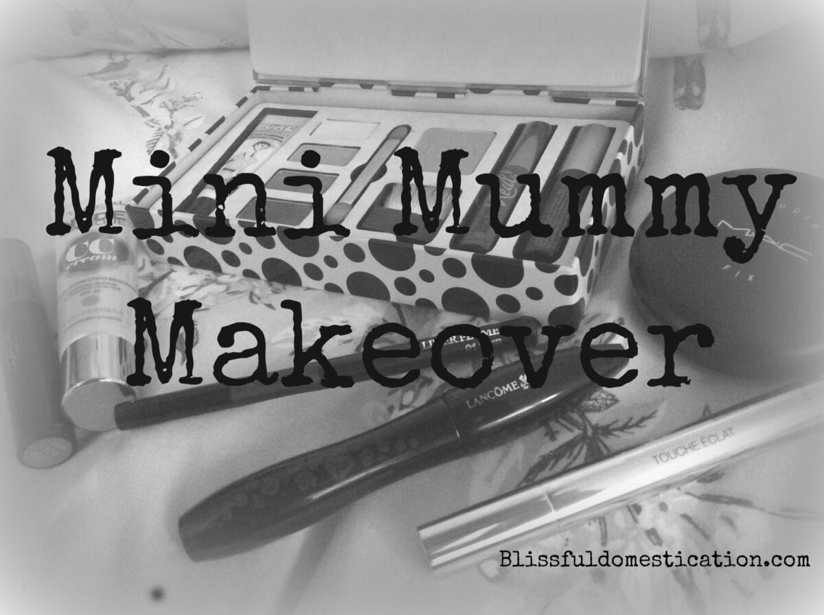 Mini Mummy Makeover