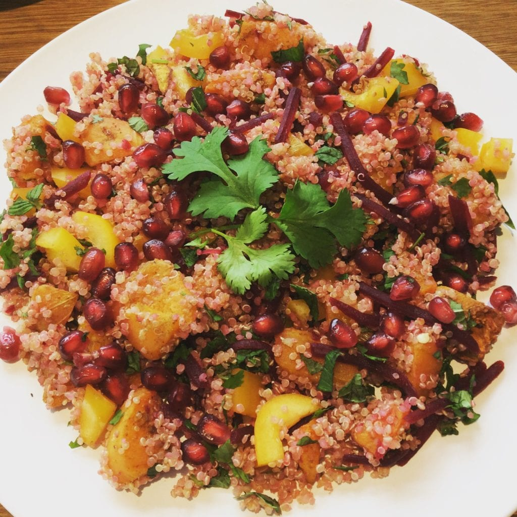 Slimming world quinoa salad