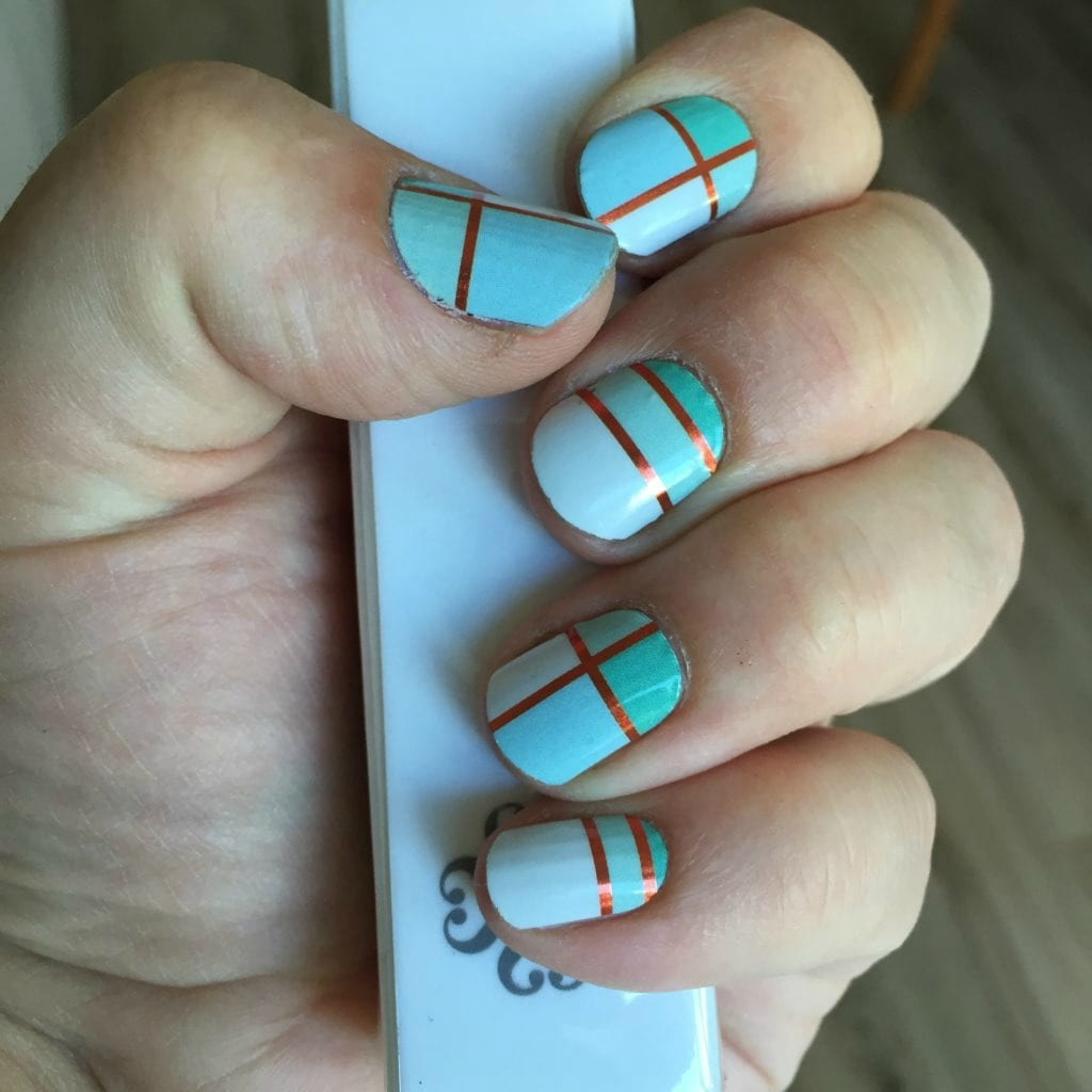 Jamberry Hopscotch