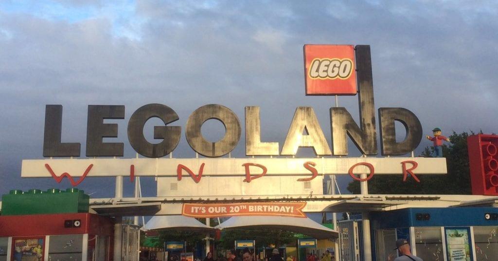 Legoland: Rain Rain Go Away!
