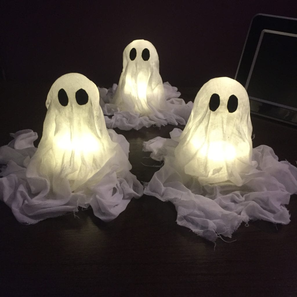 Ghost crafts