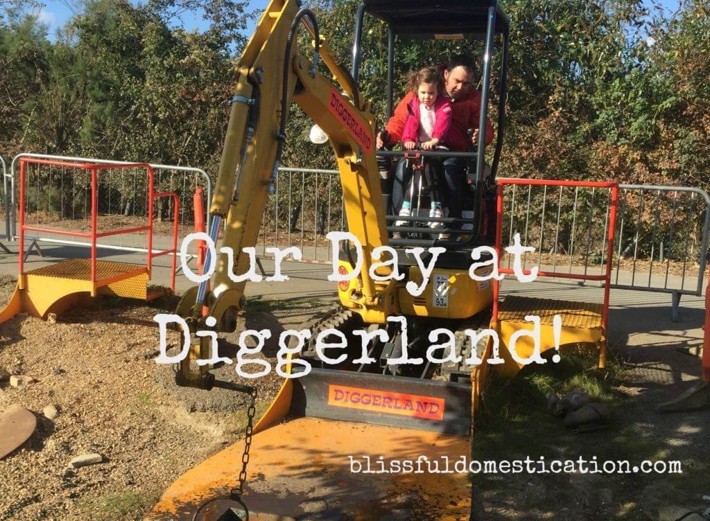 Our Day at Diggerland