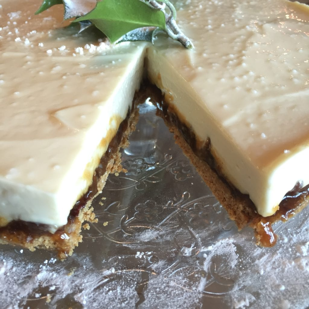 Mince Pie Cheesecake