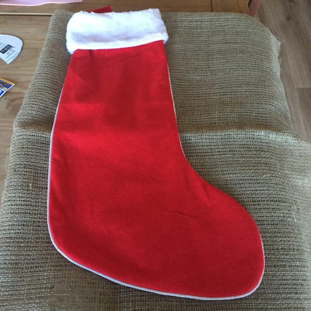 Christmas Stocking Challenge