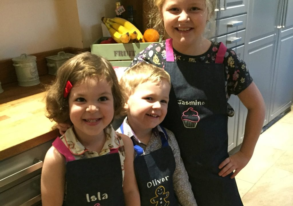 Arty Apple Personalised Aprons Review