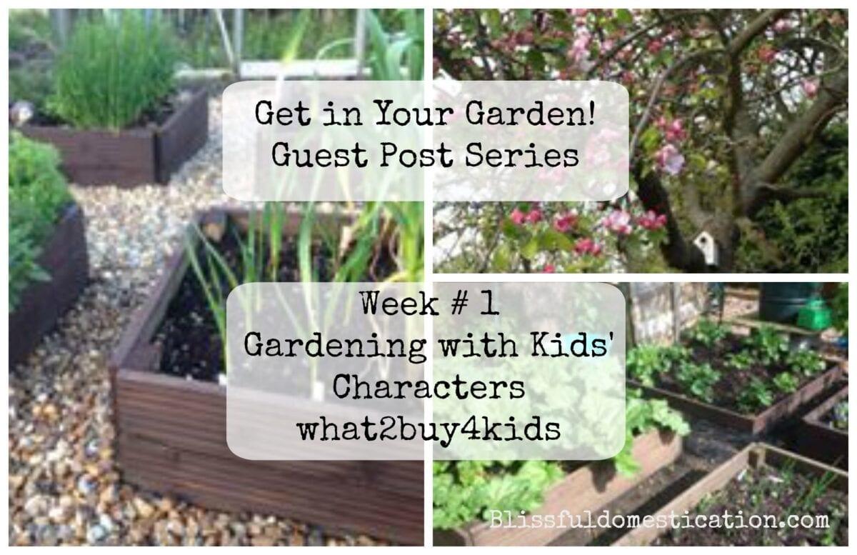 Get in Your Garden