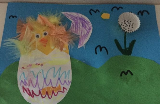 Easter Artwork