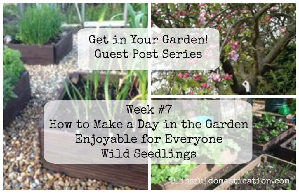 Get in Your Garden! Week #7