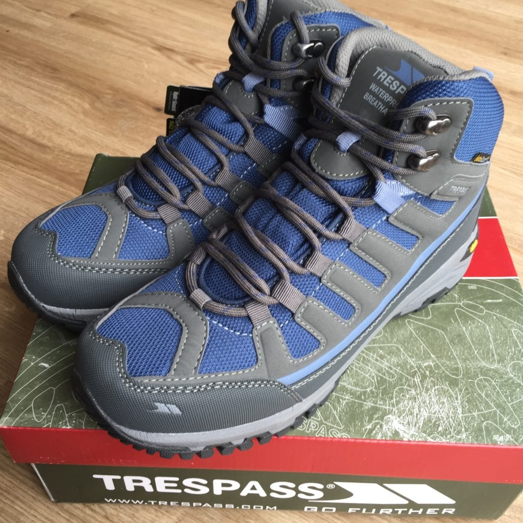 Trespass Walking Boots