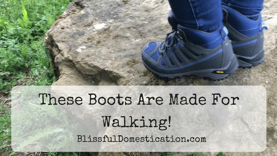 Trespass Walking Boots