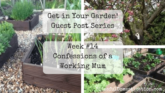 Get in Your Garden Week #14