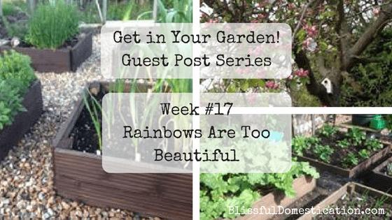 Get In Your Garden! Week #17