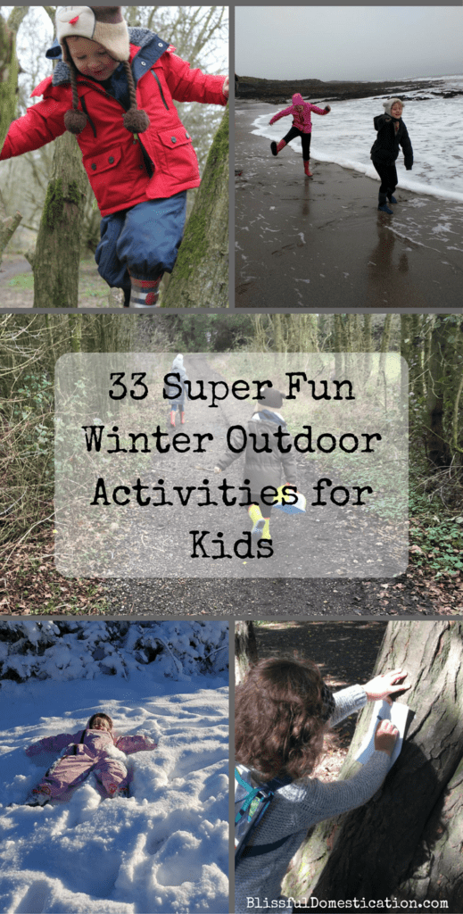 Winter Outdoor Activities