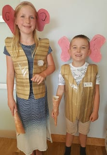 DIY World Book Day Costume
