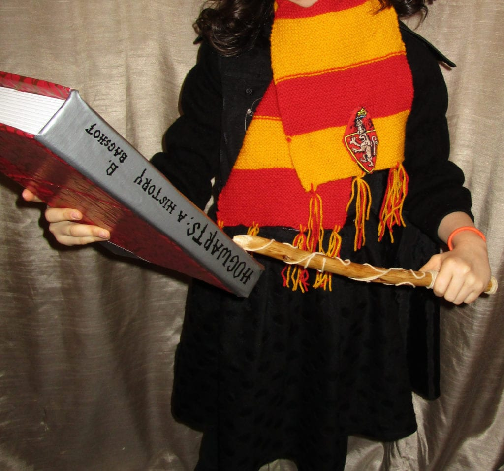 DIY World Book Day Costume