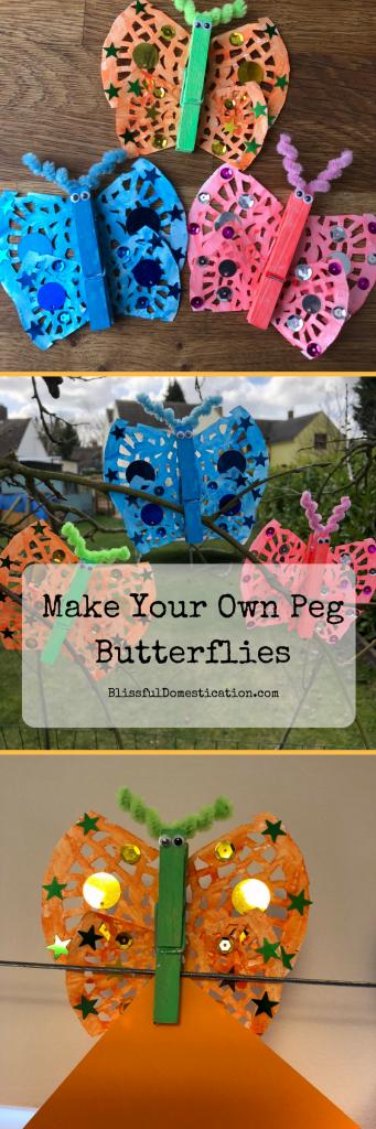 Peg Butterflies