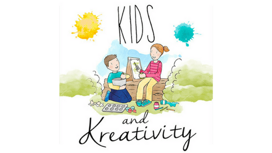 Kids and Kreativity – 13th April 2018
