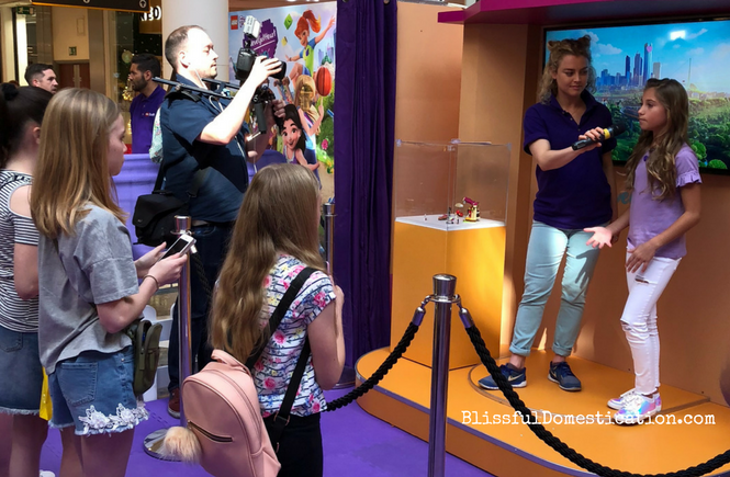 LEGO Friends House of Heart Tour