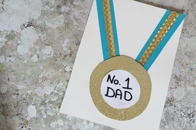 Homemade Father S Day Cards And Gifts Blissful Domestication