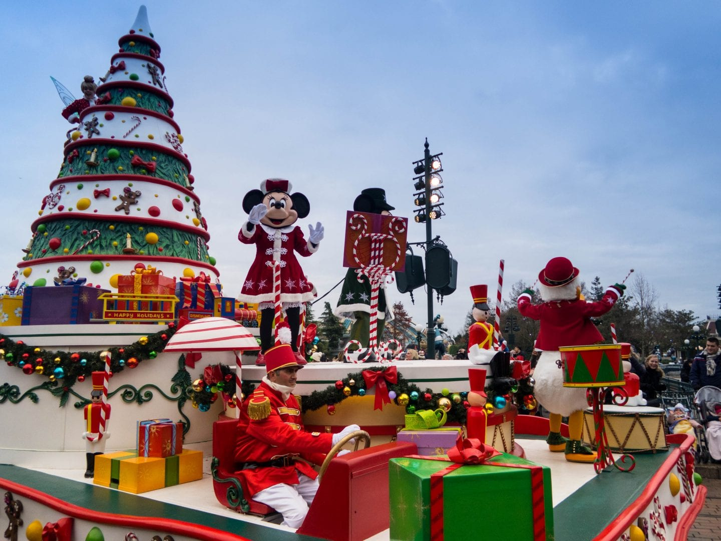 Christmas getaway destinations with Kids