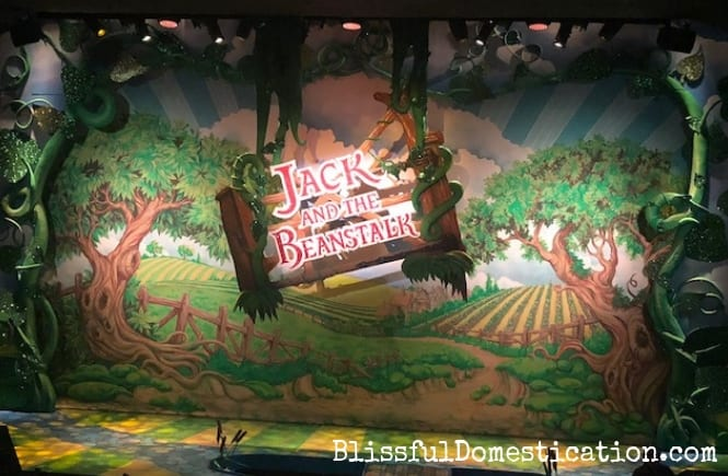 Jack and the Beanstalk- A Review