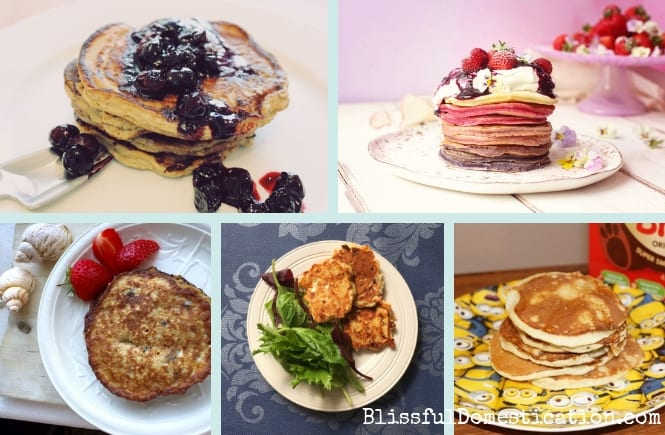 7 Alternative Pancake Recipes for Shrove Tuesday
