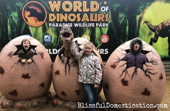 Paradise Wildlife Park, Hertfordshire: A Review