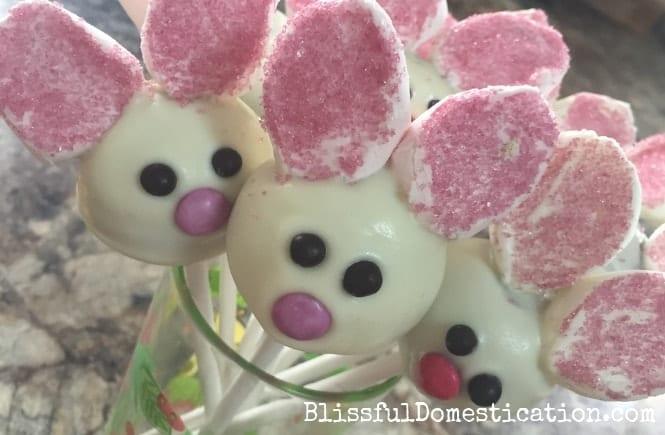 How to Make Bunny Cake Pops