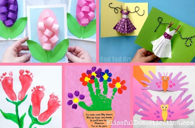29 Mother's Day Cards That Kids Can Make
