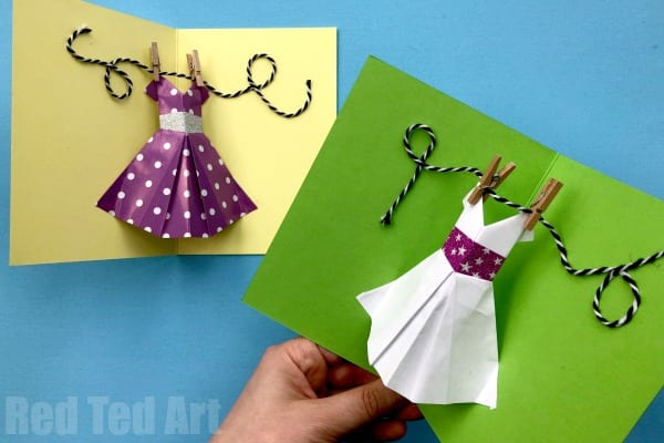 29 Mother's Day Cards That Kids Can Make | Blissful