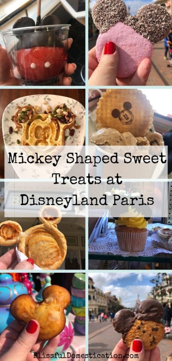 mickey shaped sweet treats pin