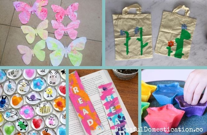 Finger Painting and Fingerprint Art Ideas for Kids ...
