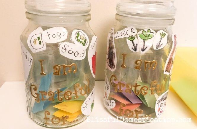 Gratitude Jars Featured Image